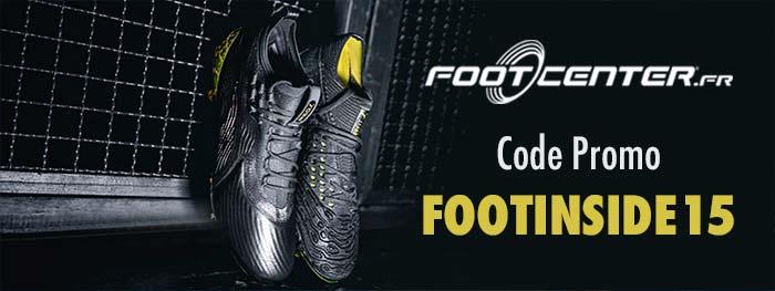 Code Promo FootCenter.fr
