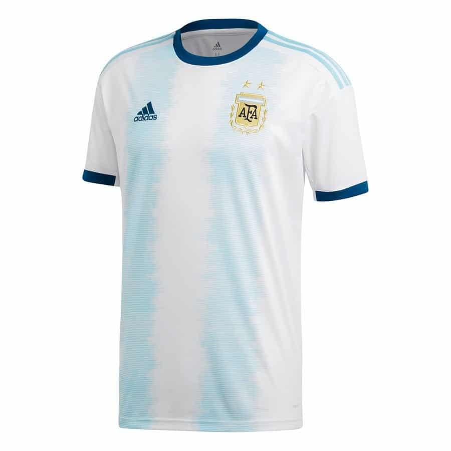 maillot argentine domicile copa america DN6716