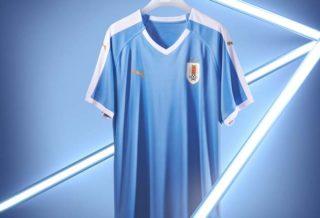 l'Uruguay dévoile ses nouveaux maillots Puma pour la Copa América 2019
