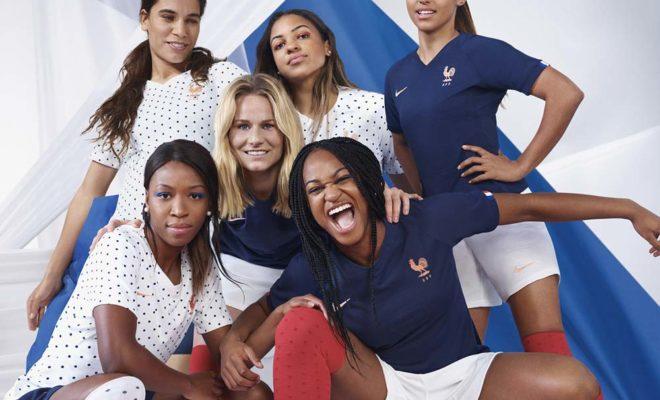 Maillots-Nike-Equipe-de-France-de-Football-Feminin-2019