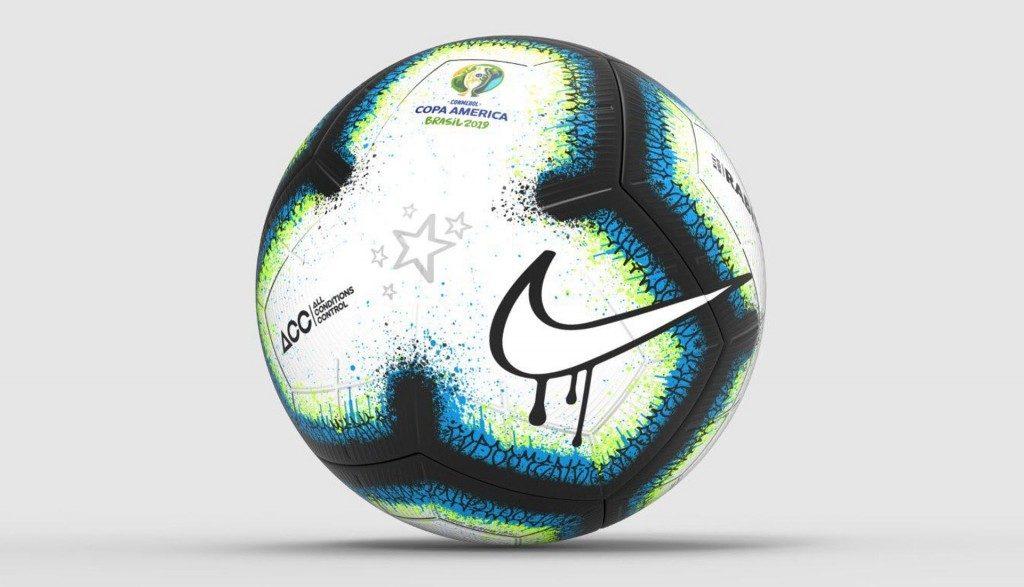 Rabisco le ballon officiel de la Copa América 2019