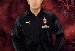 Jeu Concours Puma Football : une veste Milan AC à Gagner