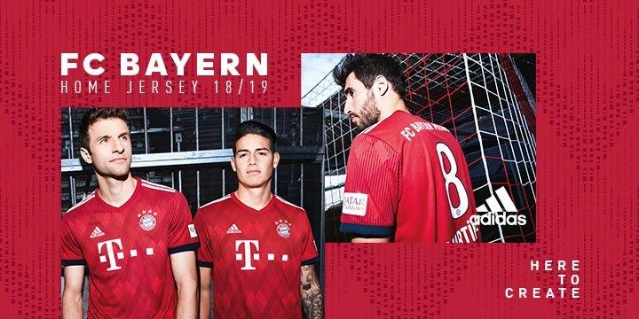 Bayern Munich - Top 10 des maillots les plus vendus