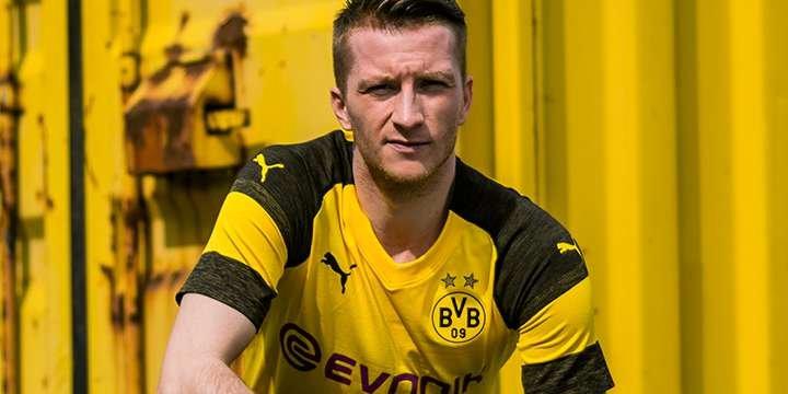 Borussia Dortmund - Top 10 Maillots les plus vendus