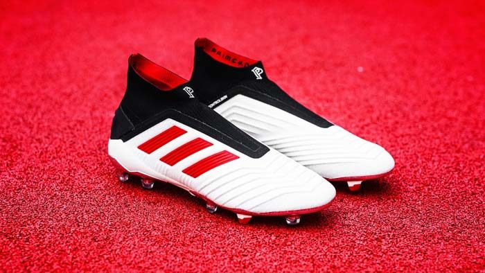 adidas football lance la Red Limit collection avec Paul