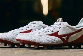 "Mizuno lance les chaussures Morelia Neo II ""F9T"" pour Fernando Torres"