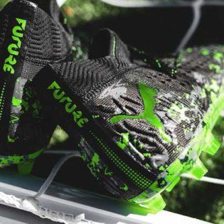 Puma dévoile ses nouvelles chaussures dans le Hacked Pack