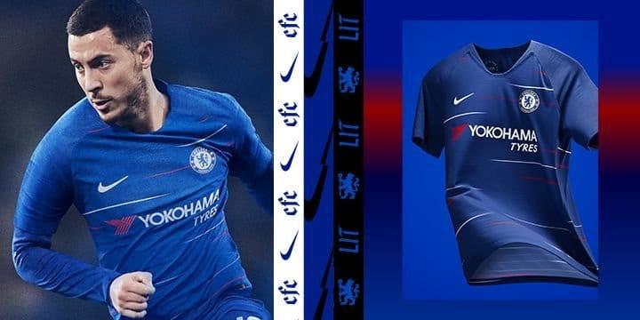 Chelsea - Top 10 des maillots les plus vendus
