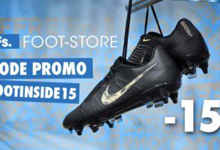 Code Promo Foot Store -15%