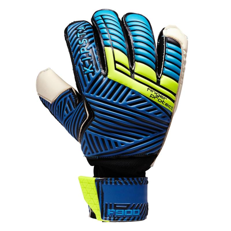 GANT DE GARDIEN DE FOOTBALL ADULTE F900 FINGER PROTECT