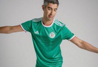 Le nouveau maillot de l'Algérie pour la CAN 2019