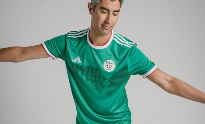 acheter maillot algerie adidas