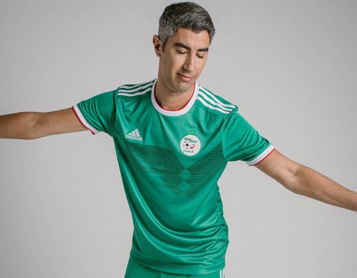 adidas maillot d algerie