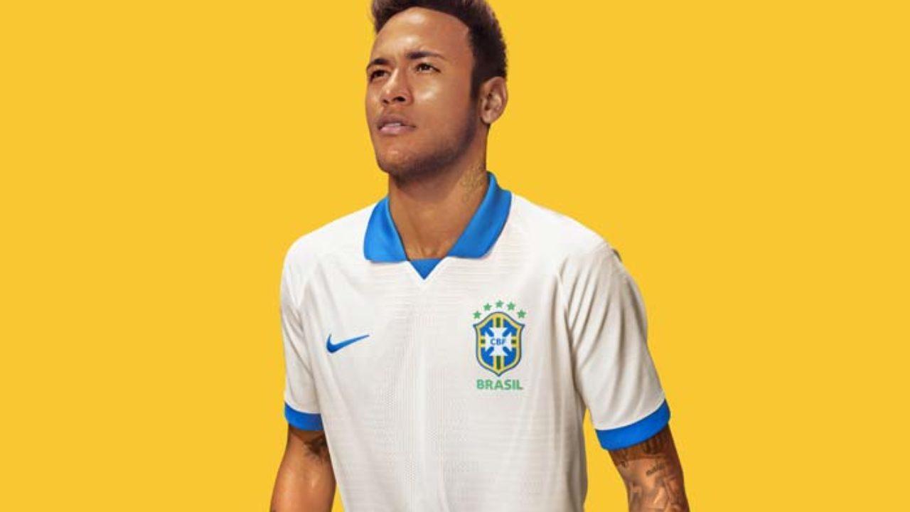 Nike présente le maillot extérieur du Brésil pour la Copa