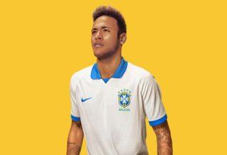 Nike présente le maillot extérieur du Brésil pour la Copa América 2019