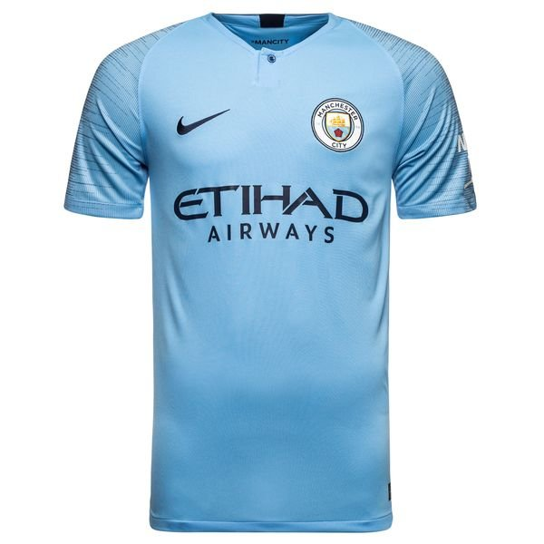 Maillot Manchester City 2018