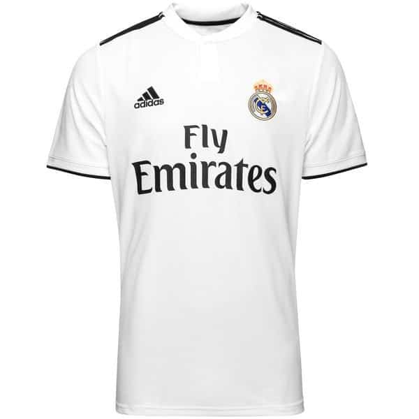 maillot Real Madrid 2018