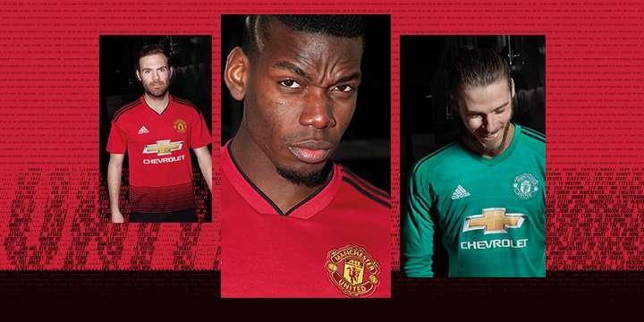 Manchester United - Top 10 des maillots les plus vendus