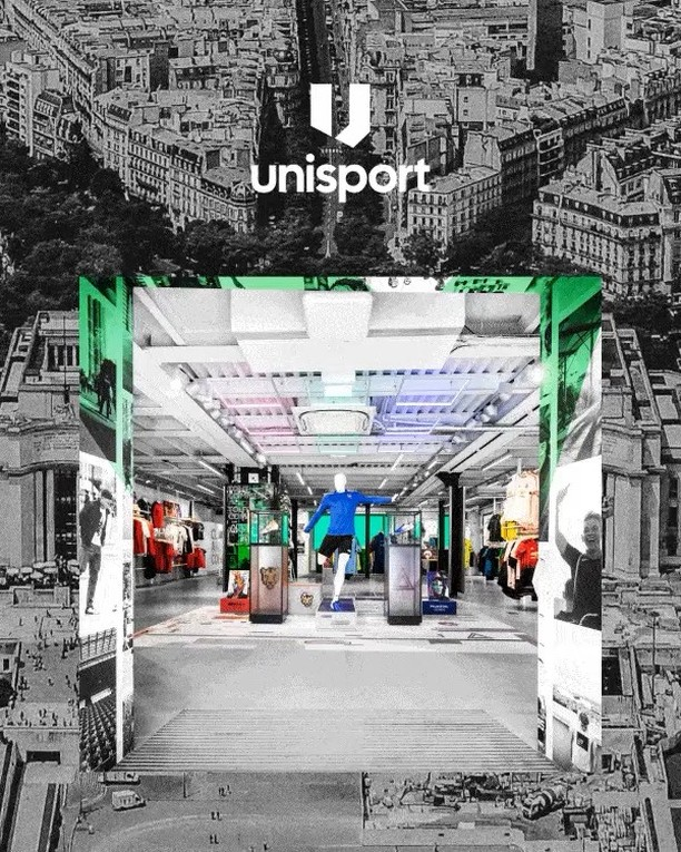 boutique unisport paris 75001