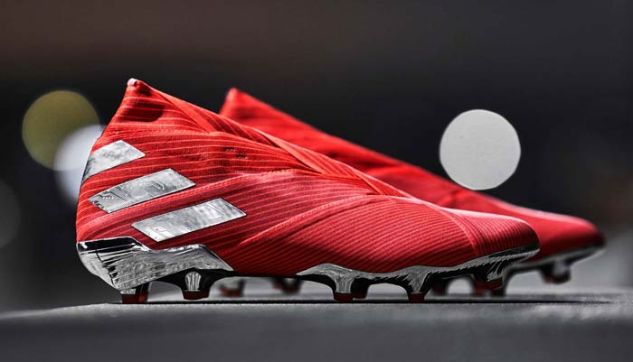 united kingdom best place reliable quality adidas football dévoile la nouvelle chaussure NEMEZIZ 19 ...