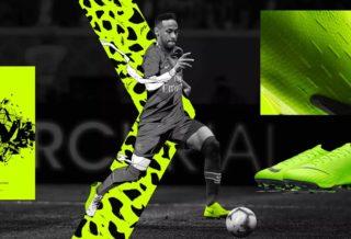 Toutes les chaussures Nike Mercurial de Neymar JR