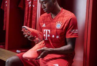 Le Bayern Munich dévoile son nouveau maillot 2019-2020