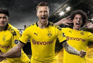 Maillot du Borussia Dortmund saison 2019-2020