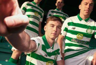 Le maillot du Celtic FC 2019-2020 est dévoilé