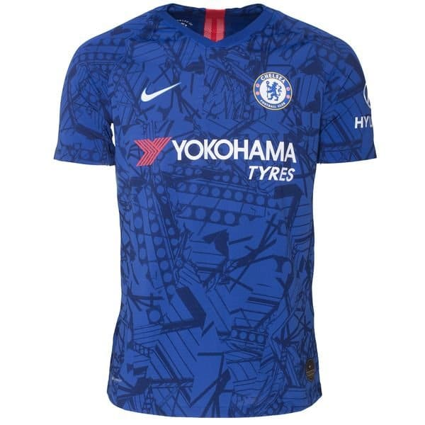 Maillot Chelsea domicile 2019-2020