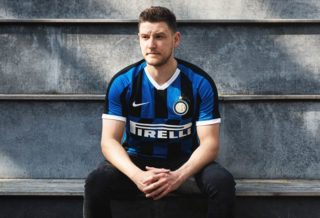 L'Inter Milan présente son nouveau maillot domicile 2019-2020