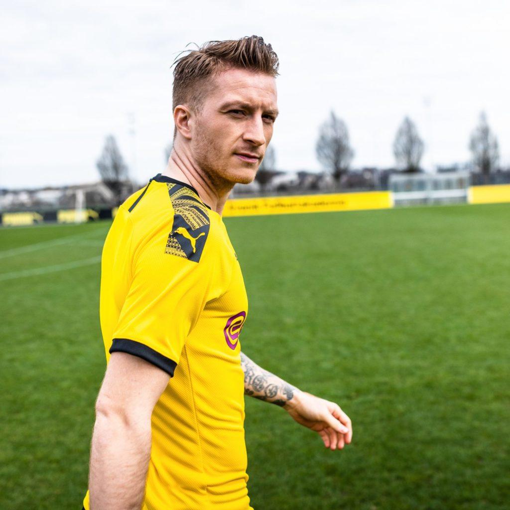 Maillot Puma Borussia Dortmund 2019-2020