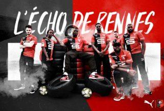 Le nouveau maillot du Stade Rennais dévoilé par Puma