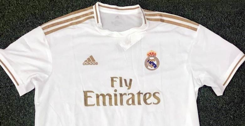 maillot-real-madrid-blanc-or-2019-2020