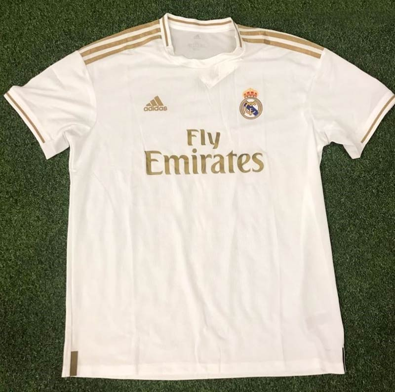 Maillot domicile Real Madrid saison 2019/2020