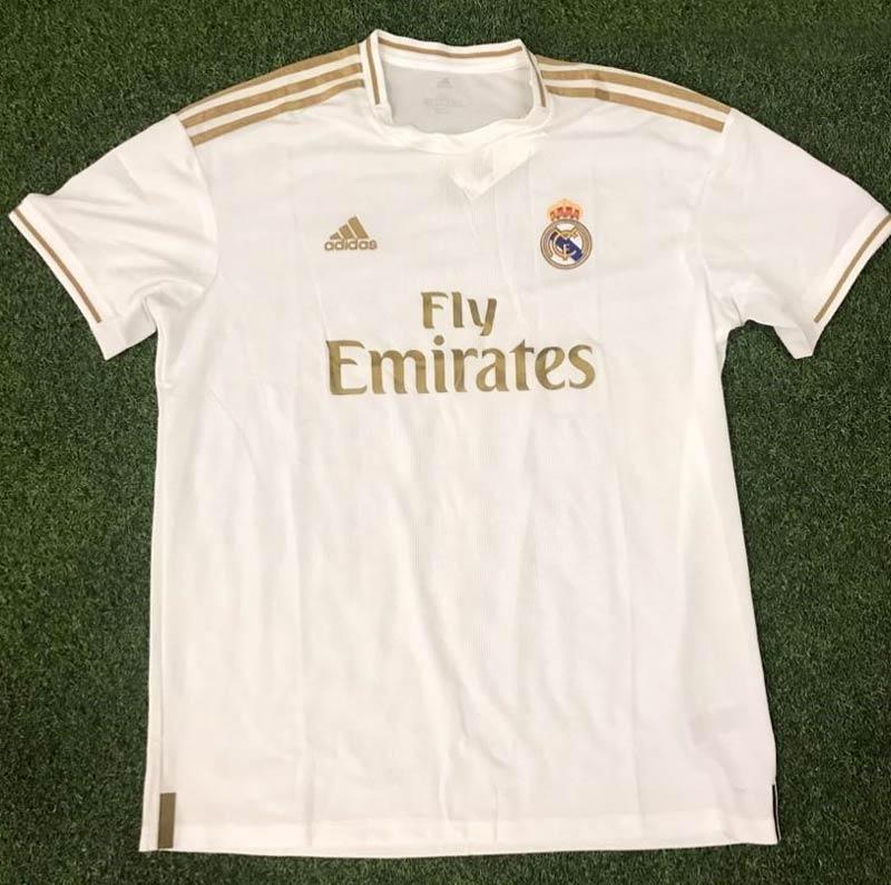 le nouveau maillot du Real Madrid 2019 a fuité | Foot Inside