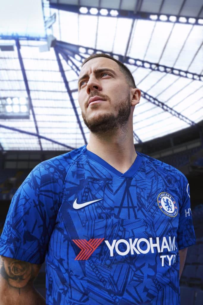 Nouveau Maillot Chelsea FC 2019-2020