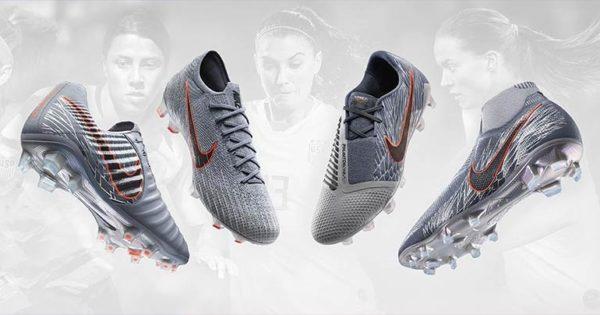 Nike dévoile le Victory Pack pour la coupe du monde de foot féminine