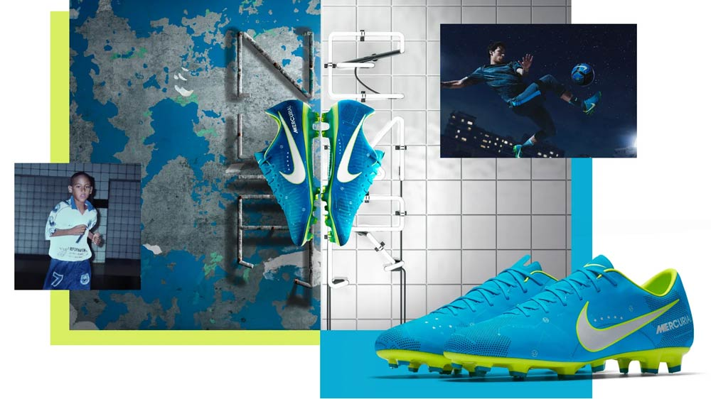 Nike Mercurial Neymar JR WRITTEN IN THE STARS 2017