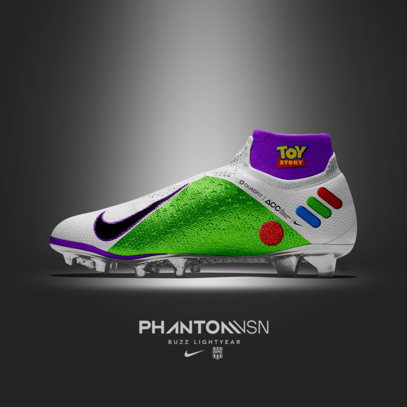 Nike Phantom Vision Toy Story Custom - Graphic-United