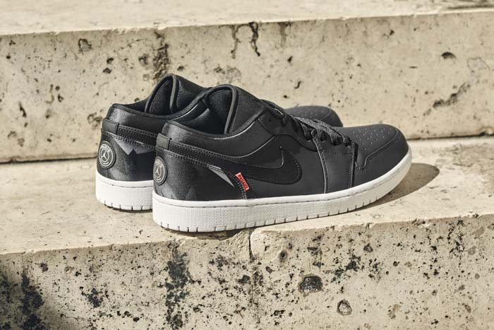 Basket PSG Air Jordan 1 Low