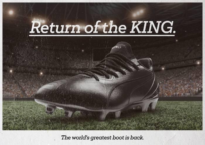 Chaussure Foot PUMA KING Platinum