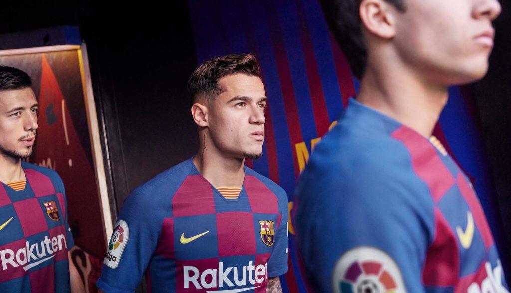 FC barcelonne Maillot domicile 2019-2020