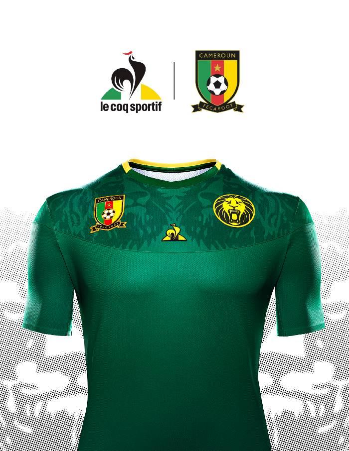 maillot de foot cameroun 2019