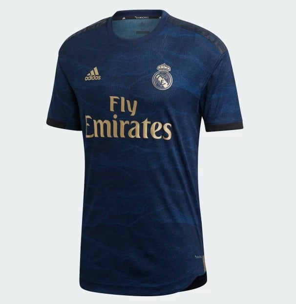 maillot exterieur Real Madrid 2019-2020
