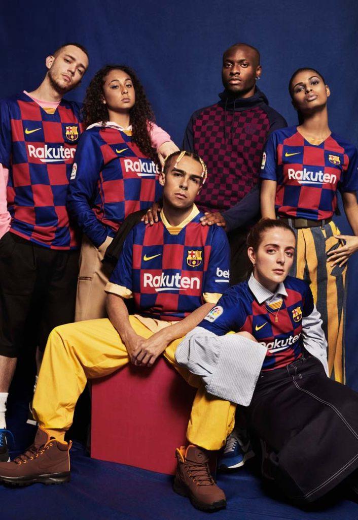 Maillot FC Barca 2019-2020 Home Kit