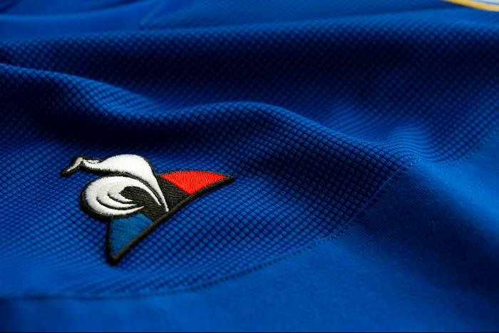 maillot foot ESTAC 2019-2020 Le Coq Sportif