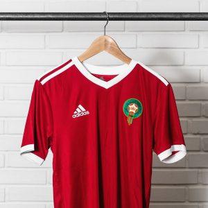 le maillot du Maroc pour la CAN 2019