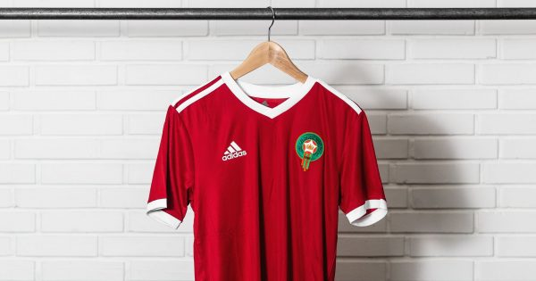 Maillot Maroc CAN 2019