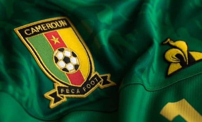 nouveau maillot de foot cameroun 2019