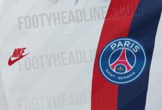 PSG : Le troisième maillot [Third] saison 2019-2020 a fuité